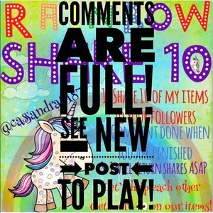 Only Share 10 (read instructions please)